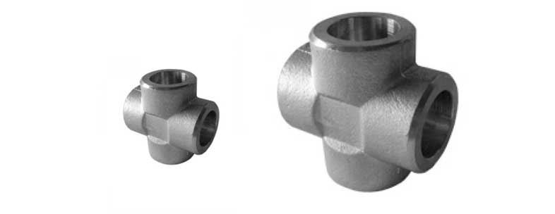 Buttwelded Pipe Fittings Cross Suppliers, Manufacturers, Dealers and Exporters in India