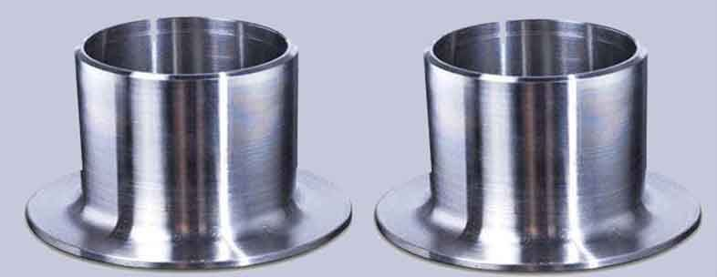 Buttwelded Pipe Fittings Stub Ends Lap Joints Suppliers, Manufacturers, Dealers and Exporters in India