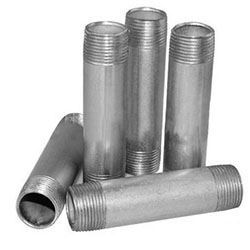 Buttwelded Pipe Fittings Nipples Manufacturers in Pune India