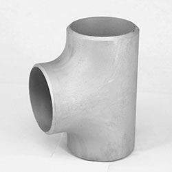 Buttwelded Pipe Fittings Tee Suppliers, Manufacturers, Dealers in Mumbai India
