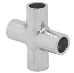 Buttwelded Pipe Fittings Cross Manufacturers in vapi India