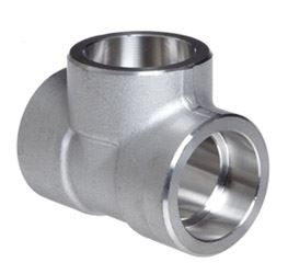 Buttwelded Pipe Fittings Tee Manufacturers in Chandigarh India