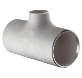 Buttwelded Pipe Fittings Tee Manufacturers in Lucknow India
