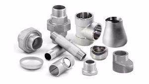Carbon Steel Stainless Steel Pipes Fittings Flanges supplier in Gandhinagar