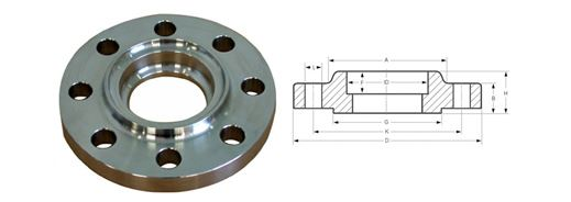 Socket Weld Flanges Suppliers, Manufacturers, Dealers and Exporters in India