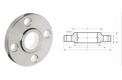 316 Slip On Flanges Suppliers, Manufacturers, Dealers and Exporters in India
