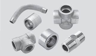 Aluminium Forged Fittings manufacturers suppliers dealers in India