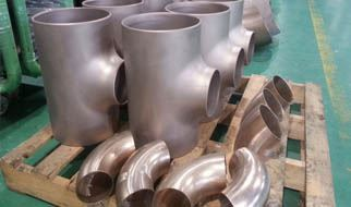 Monel Buttwelded Pipe Fittings manufacturers suppliers dealers in India