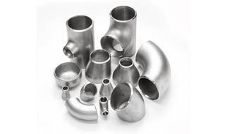 Stainless Steel Buttwelded Pipe Fittings manufacturers suppliers dealers in India