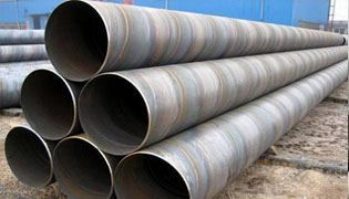 Welded Seamless Pipes Manufacturers in India